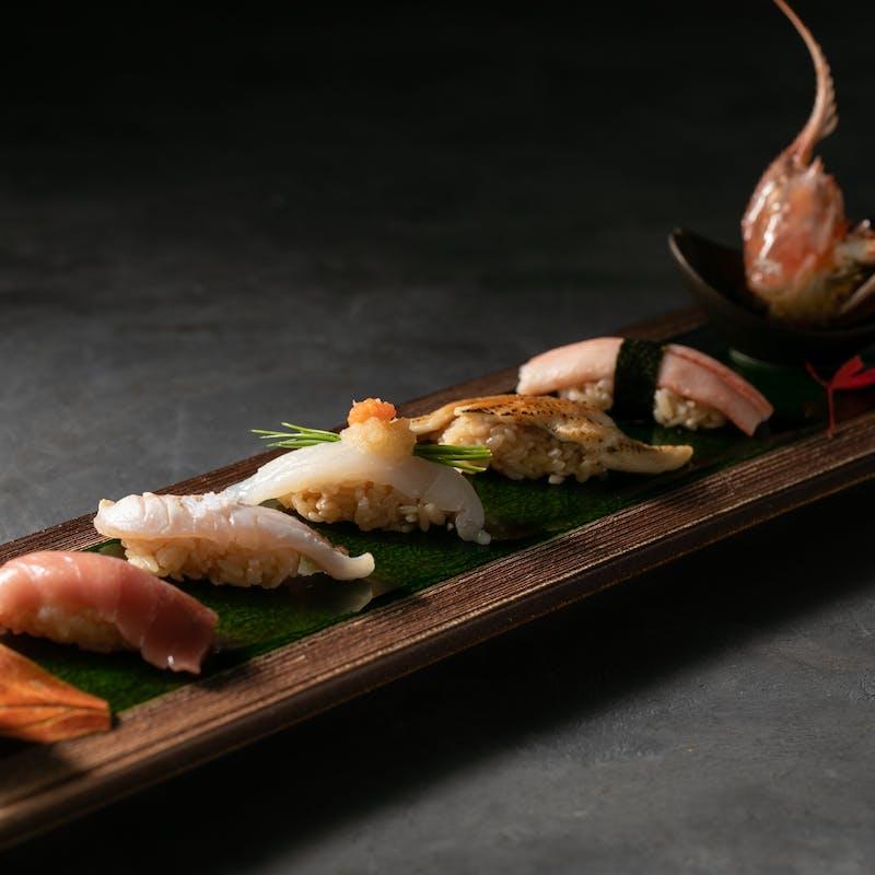 【鋒 KISSAKI】先附、八寸、鮮魚、肉料理など