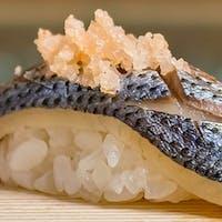 上野 鮨 よこ田