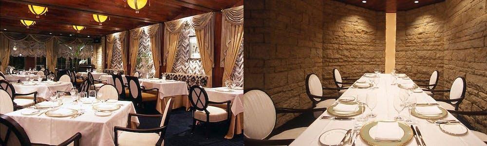 フレンチレストラン エスコフィエ/名古屋観光ホテル