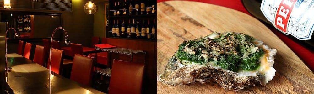 牡蠣料理 銀座 楸