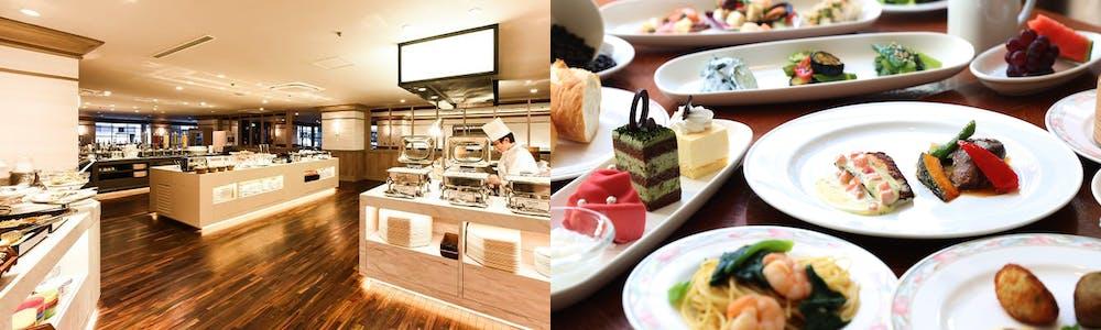 ブラスリー ミリー ラ・フォーレ/ローズホテル 横浜