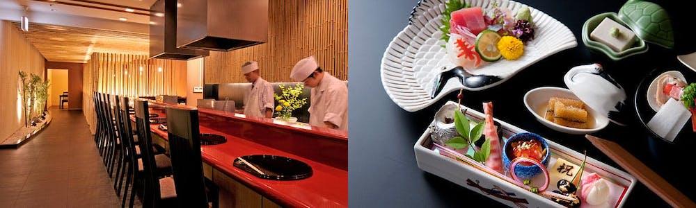 日本料理 はなのき/ホテルプラザ勝川