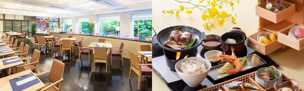 ガーデンキッチン「かるめら」/セルリアンタワー東急ホテル