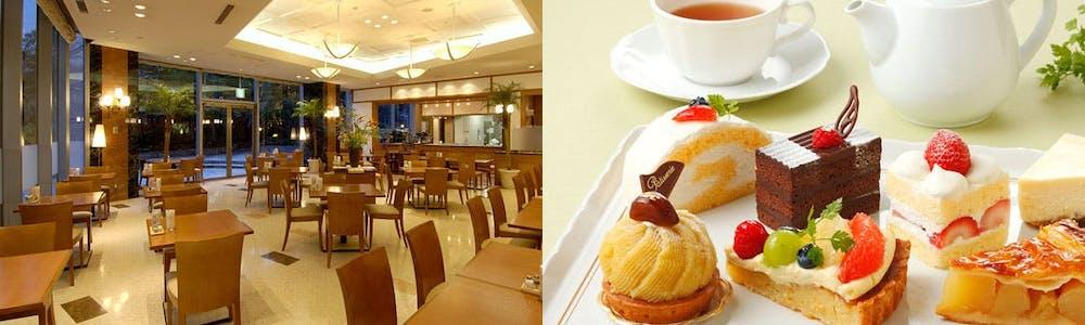 カフェ&ダイニング アゼリア/第一ホテル両国