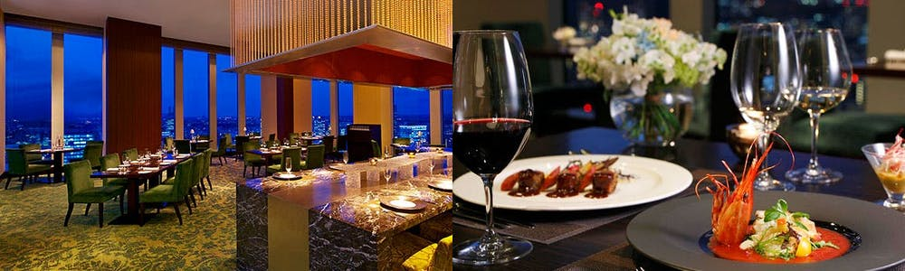 レストラン シンフォニー/ウェスティンホテル仙台