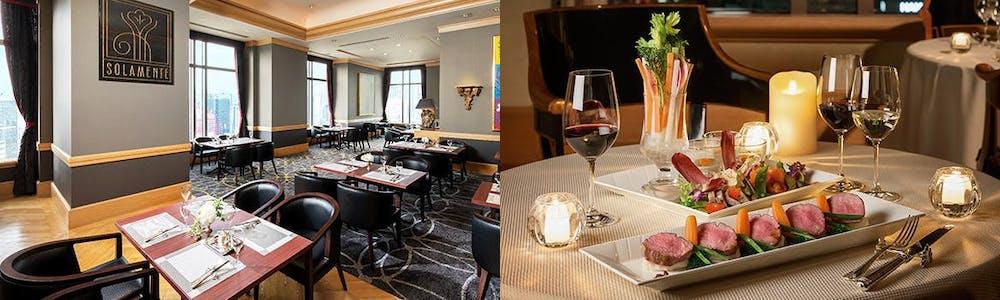 レストラン&スカイバンケット ソラメンテ/ホテル阪急インターナショナル