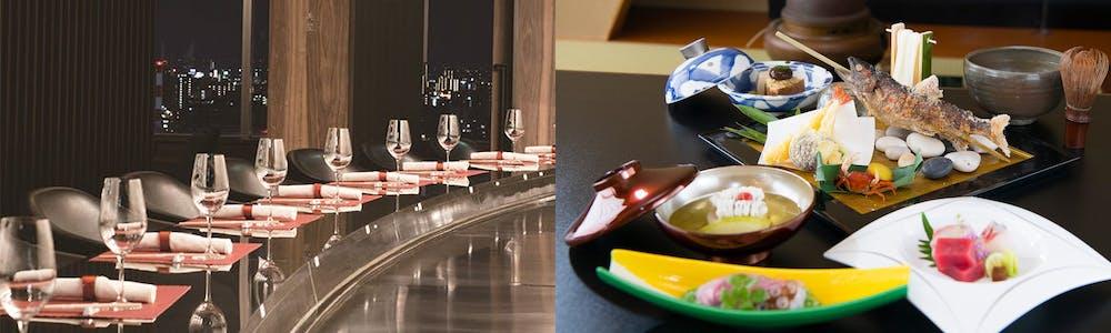 和食ダイニング KURIYA-SEN/ANAクラウンプラザホテル岡山