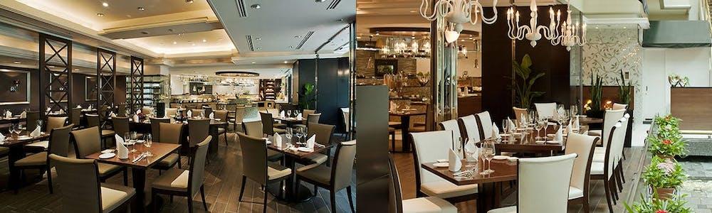 テラスレストラン フェリエ/京都ブライトンホテル
