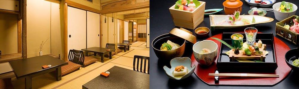 京料理 花咲 萬治郎