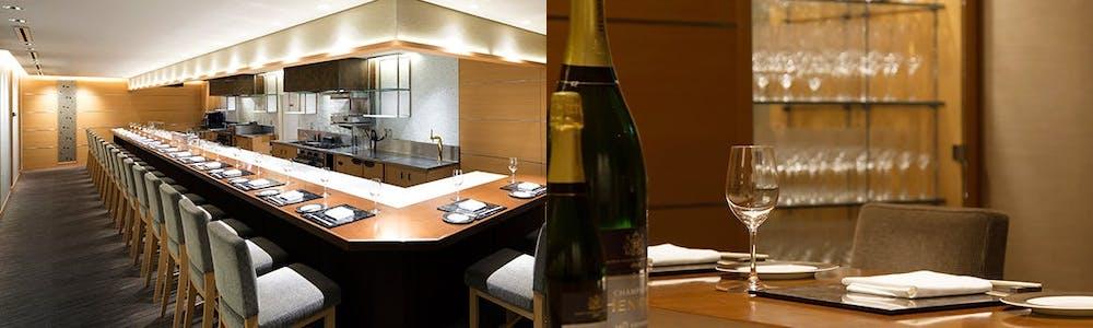 懐石フランス料理 グルマン橘/リーガロイヤルホテル京都
