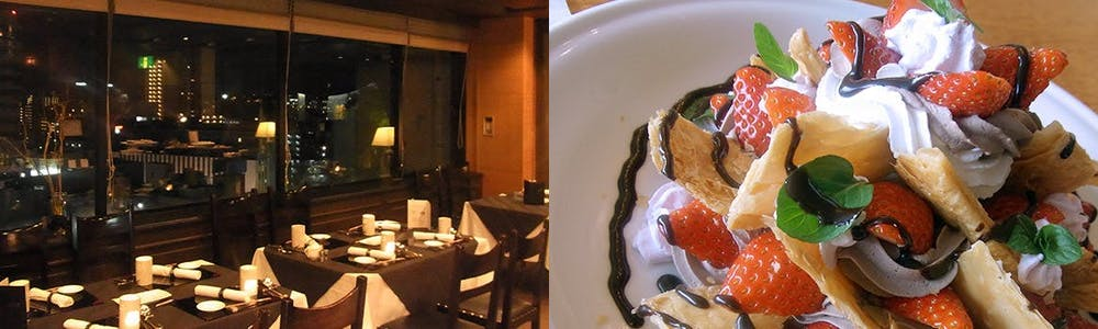 レストランオーク/ホテルエミシア東京立川(旧立川グランドホテル)