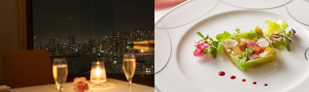 浜松町東京會舘 レストラン レインボー