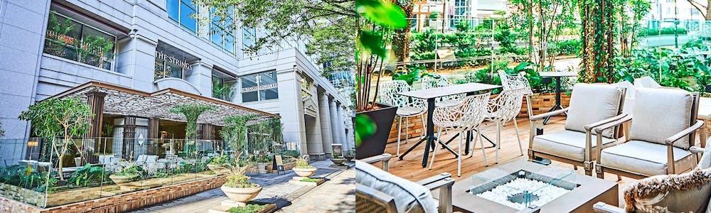 cafe & dining ZelkovA/ストリングス表参道