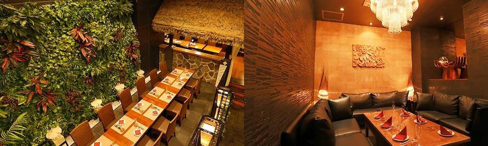 リゾートレストラン カスケード銀座店
