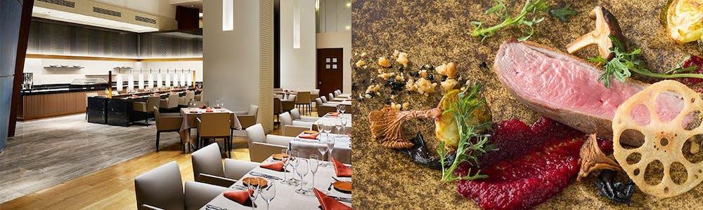 Main Dining La Pelouse Tokyo/ホテル ザ セレスティン 東京芝