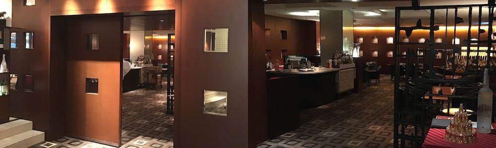 クラウンラウンジ/ホテルグランドパレス