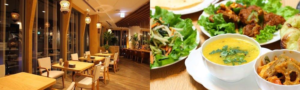自然派インド料理 ナタラジ 原宿表参道店
