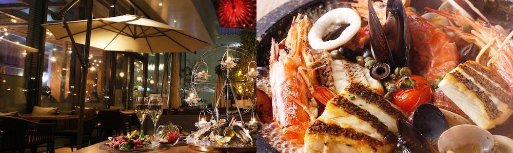 魚Italian&Oyster wharf