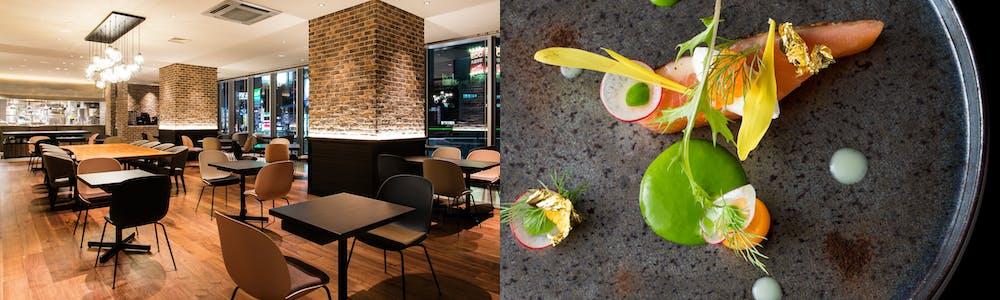 Bar & Dining TORRENT/渋谷ストリームエクセルホテル東急