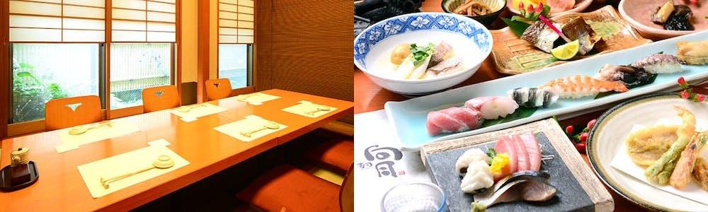 寿司向月sasashima