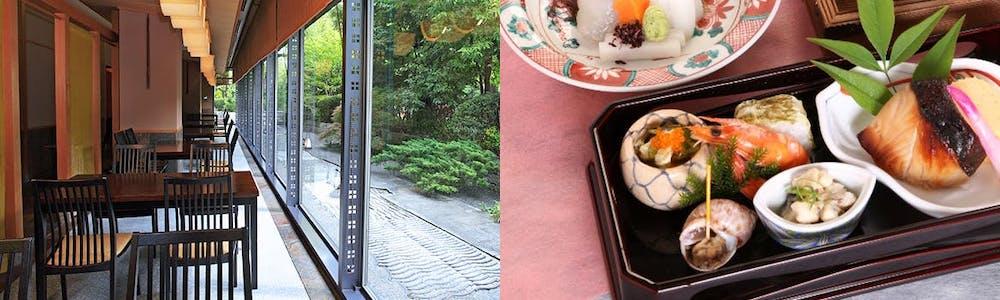 京料理 花ごよみ/京都ガーデンパレス
