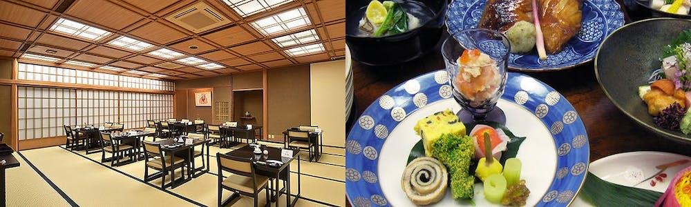 京料理・京の宿 坂の上
