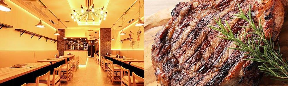 肉バル グリル&バーベキュー プラチナミート