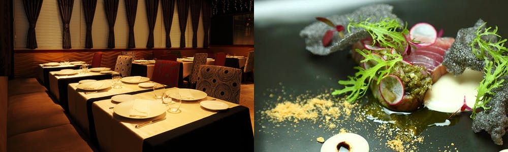 レストラン アロム
