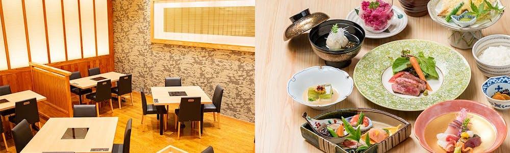 福岡料理と旬の味 福扇華