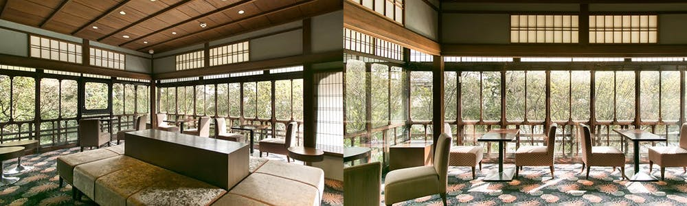 Salon de KANBAYASHI 上林春松本店