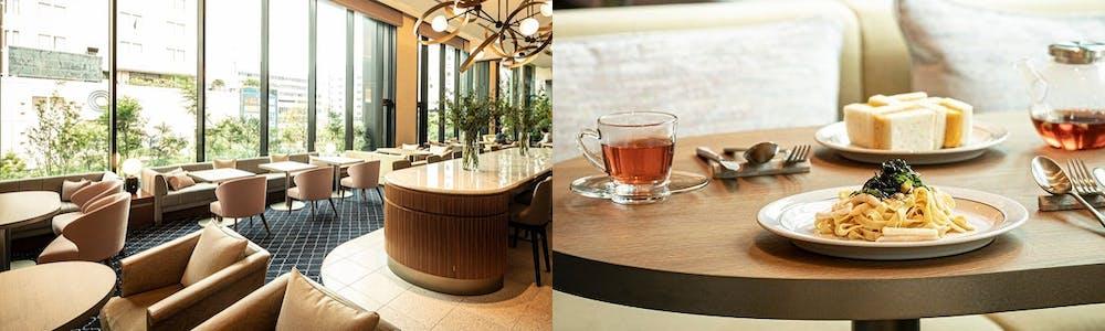 CAFE EMPATHY/都ホテル 博多
