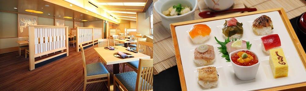 日本料理 しなの/ホテルメトロポリタン長野