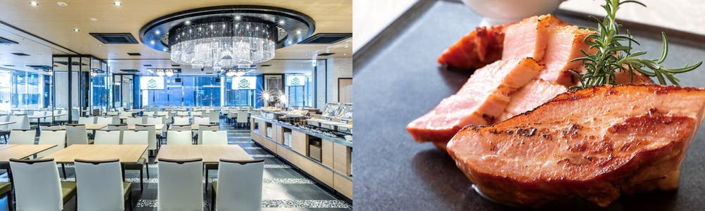 レストラン ラ・ベランダ/アパホテル&リゾート 両国駅タワー