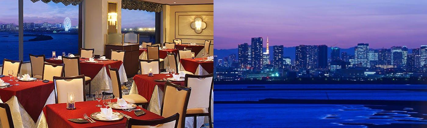 スカイレストランカーニバル/東京ベイ舞浜ホテル ファーストリゾート