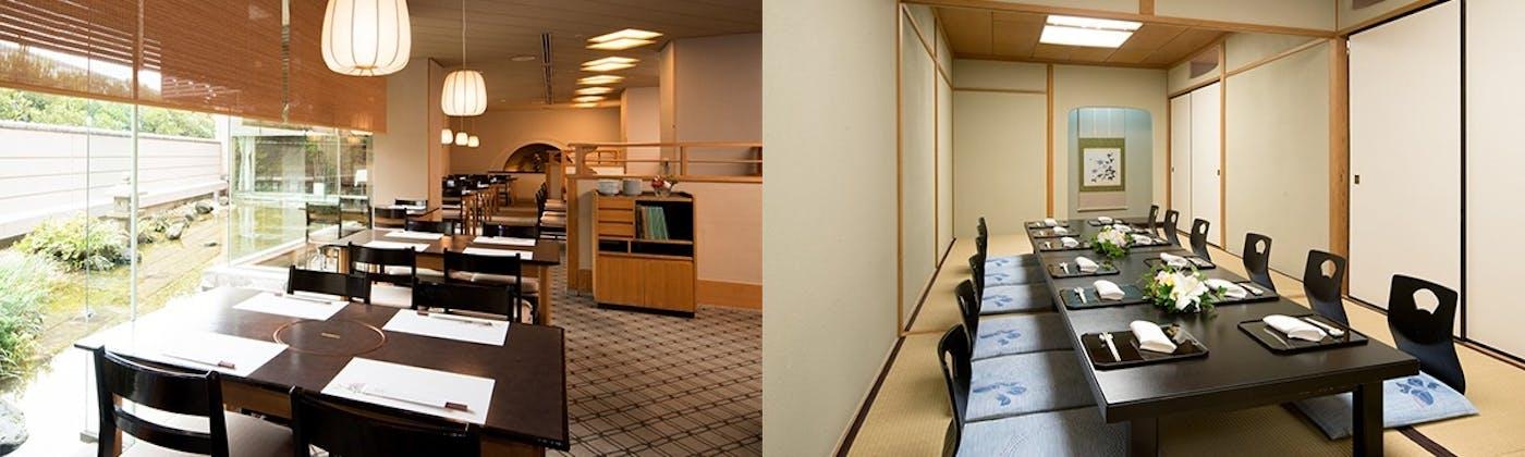 和食レストラン 羽衣/ホテルオークラ東京ベイ