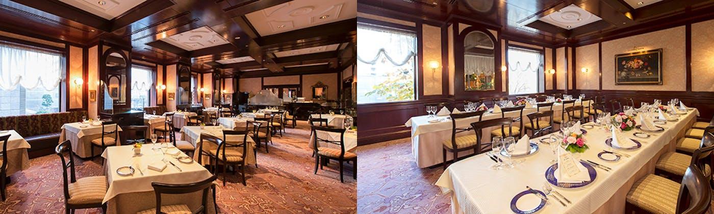 フレンチ アンシャンテ/第一ホテル東京