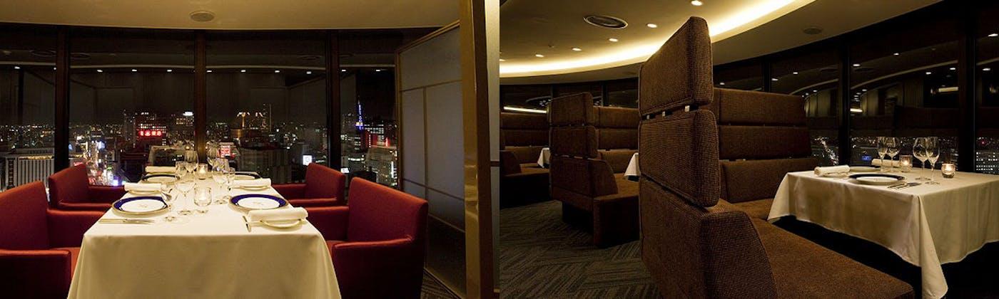 スカイレストラン ロンド/センチュリーロイヤルホテル