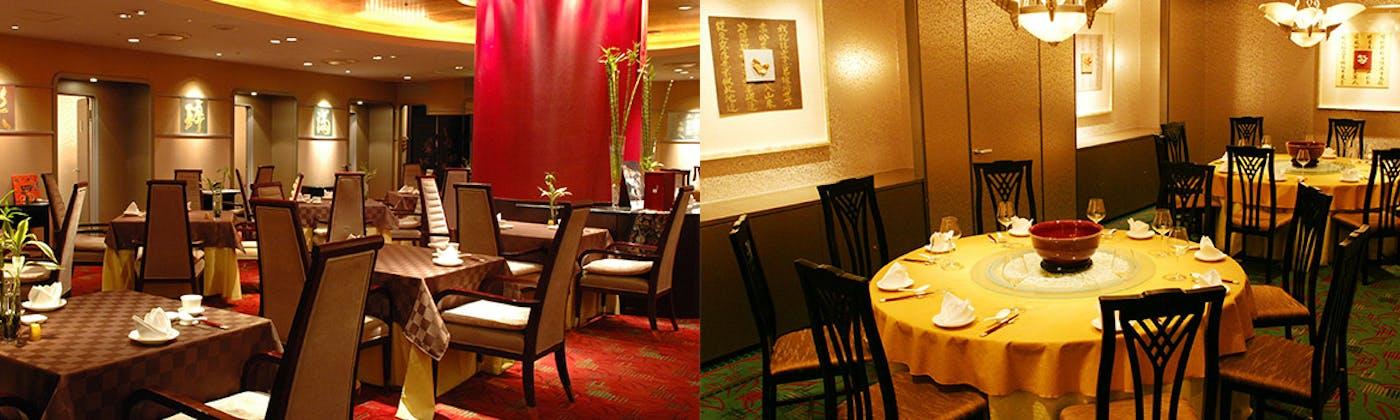 エンプレスルーム/スイスホテル南海大阪