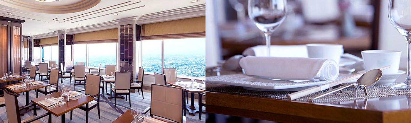 皇苑/横浜ロイヤルパークホテル 68階