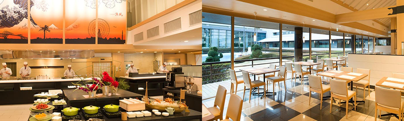 日本料理 浜風/東京ベイ舞浜ホテル ファーストリゾート