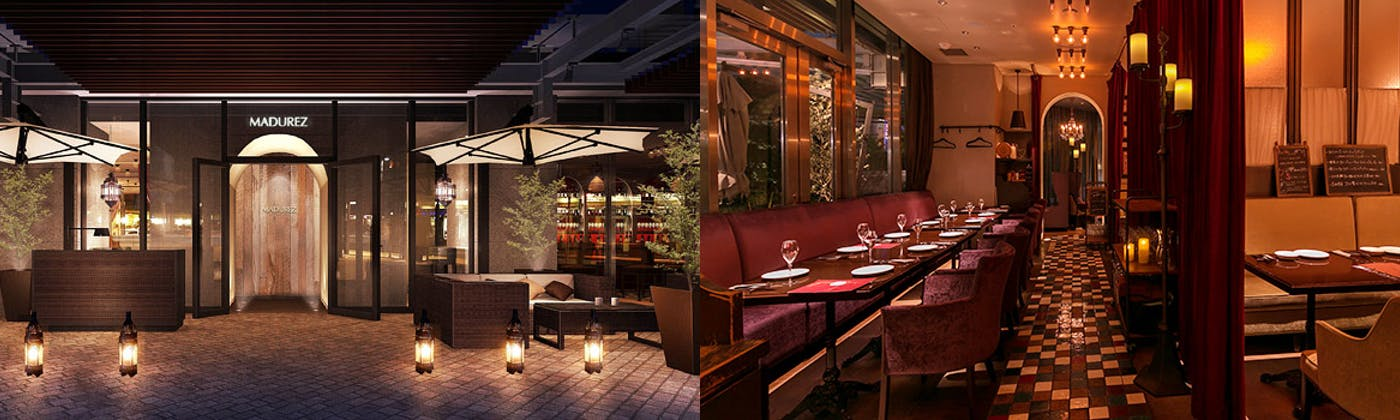 Dinning&Bar マドゥレス