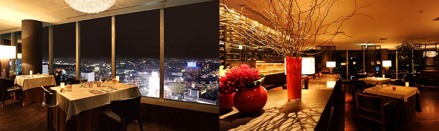 レストラン景 / ホテルアークリッシュ豊橋