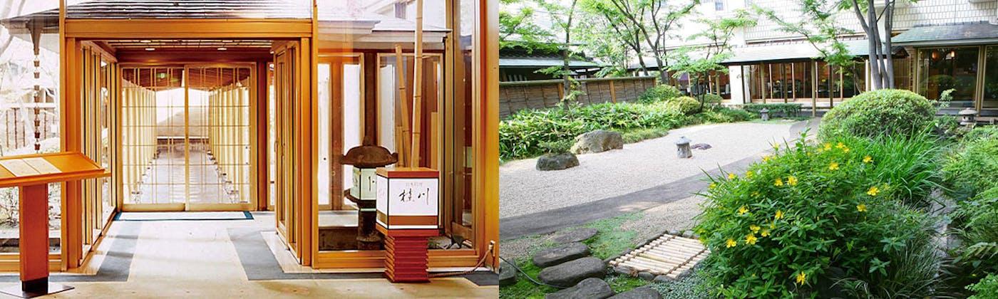 日本料理 桂川/ホテル横浜キャメロットジャパン