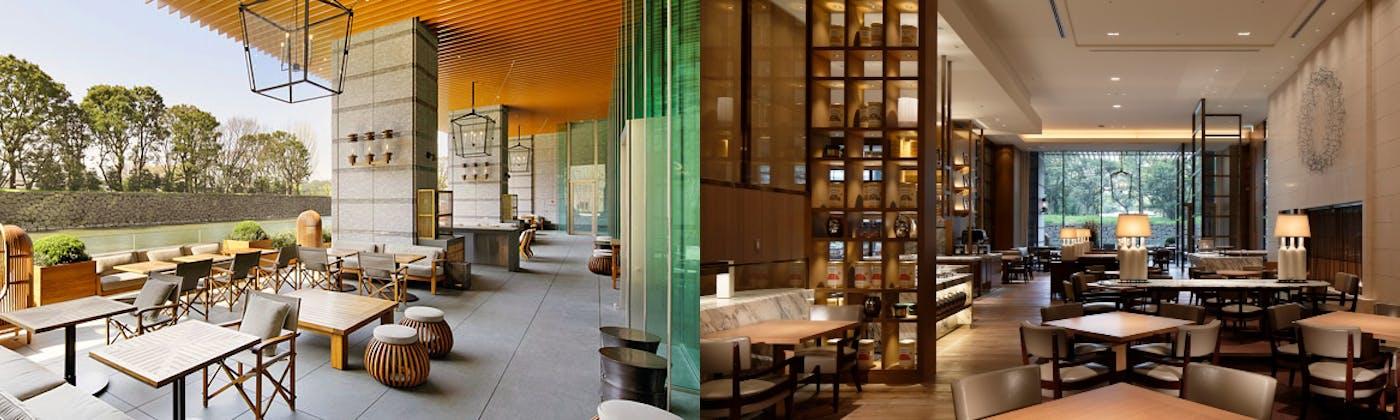 オールデイダイニング グランドキッチン/パレスホテル東京