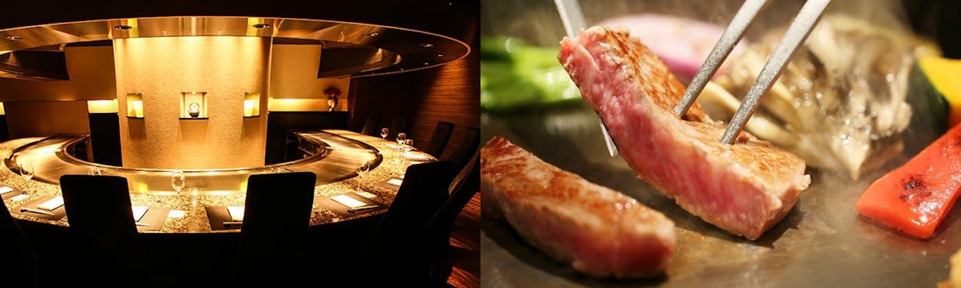 TAKUMI−鉄板焼−/ストリングスホテル 八事 NAGOYA 旧:サーウィンストンホテル名古屋