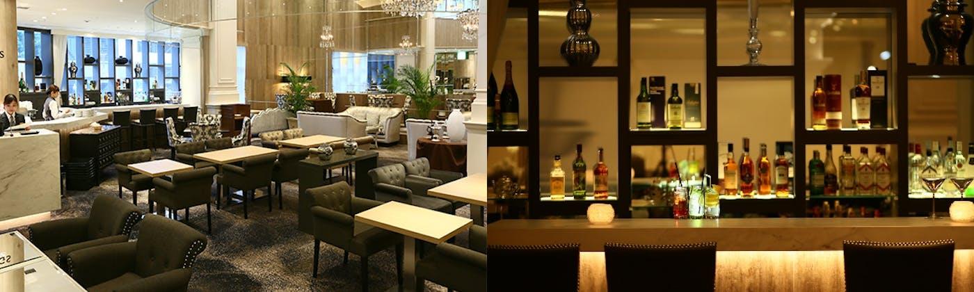Strings Lounge/ストリングスホテル 八事 NAGOYA 旧:サーウィンストンホテル名古屋