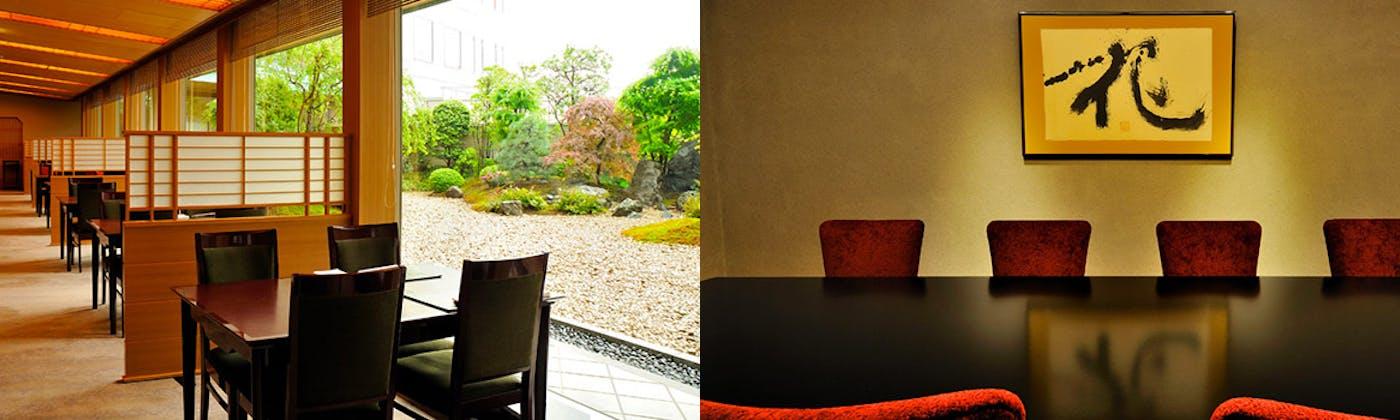 日本料理 木の花/横浜ベイシェラトンホテル&タワーズ