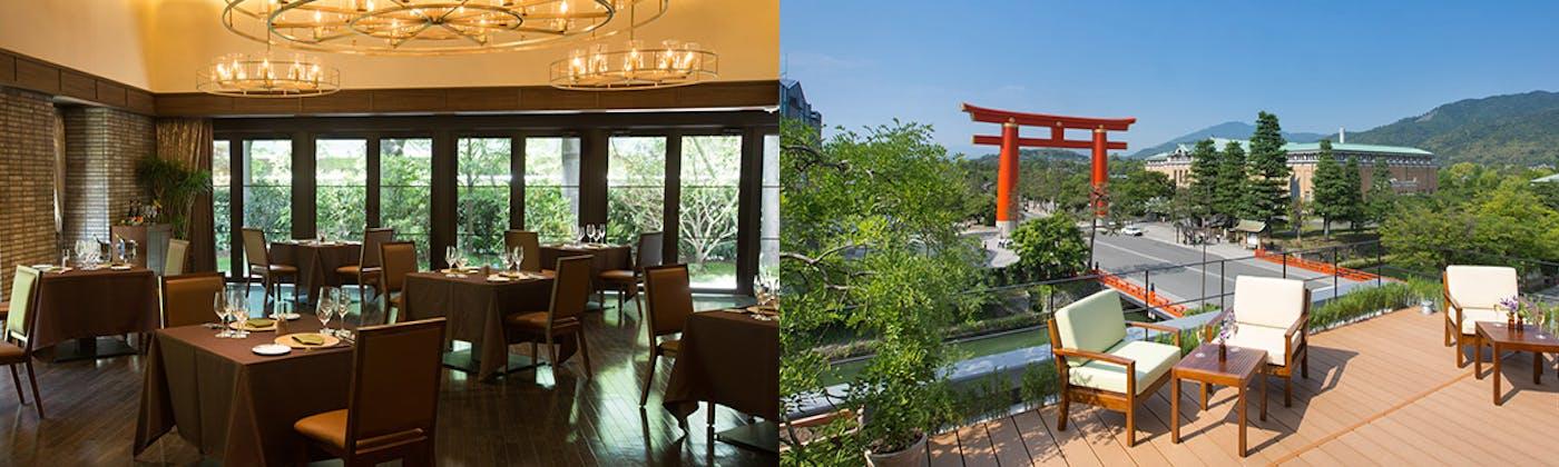 ROKUSISUI KYOTO OKAZAKI Restaurant KISHU