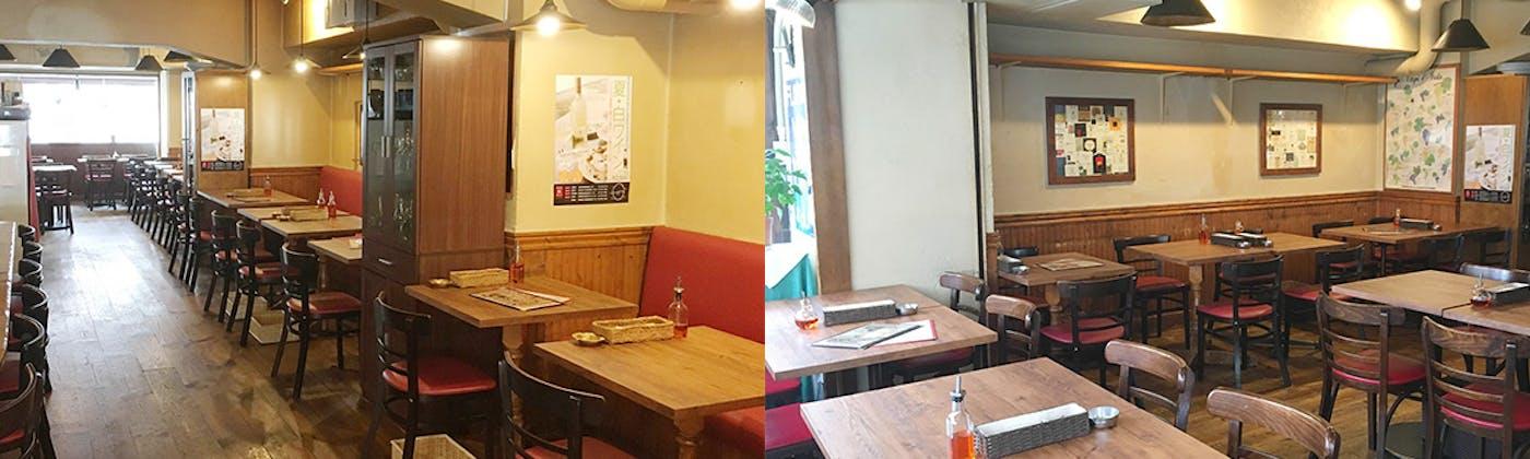 ピッツェリア・ドォーロ 新橋店