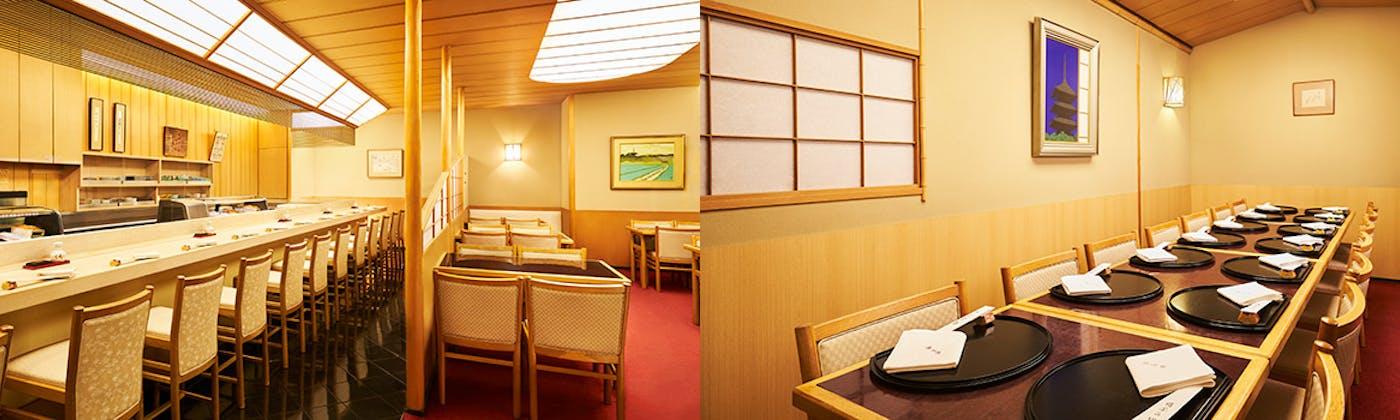 なか田/リーガロイヤルホテル